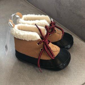 6-9 MO Carter's boots